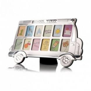 Rama foto silver plated multipla copii model 45014